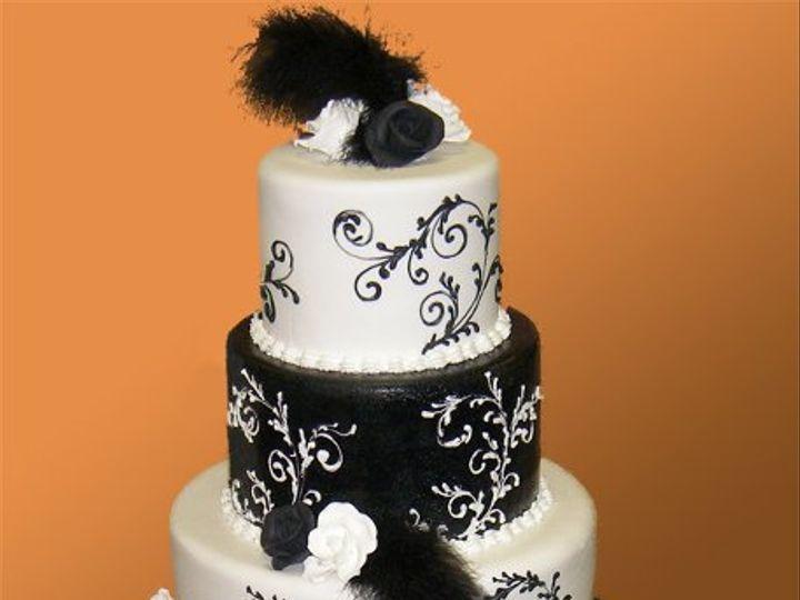 Tmx 1316386189044 Nicewed Brooklyn wedding cake