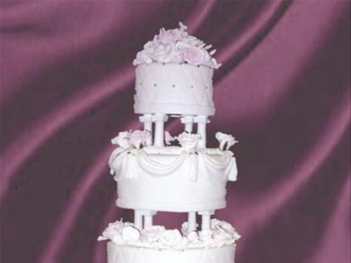 Tmx 1316386189481 Pinktower Brooklyn wedding cake