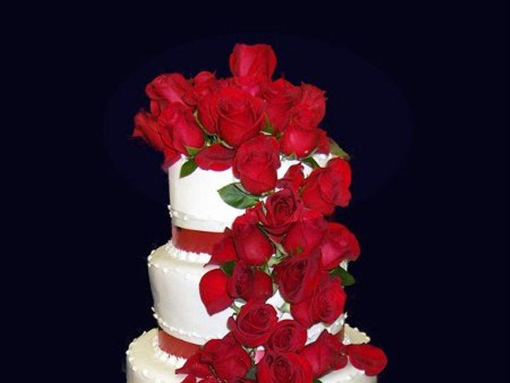Tmx 1316386190138 Rose Brooklyn wedding cake