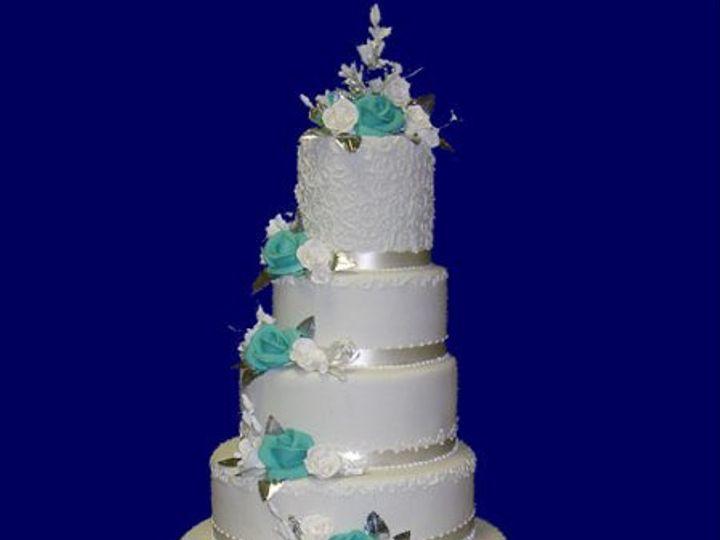 Tmx 1316386192544 Stair Brooklyn wedding cake