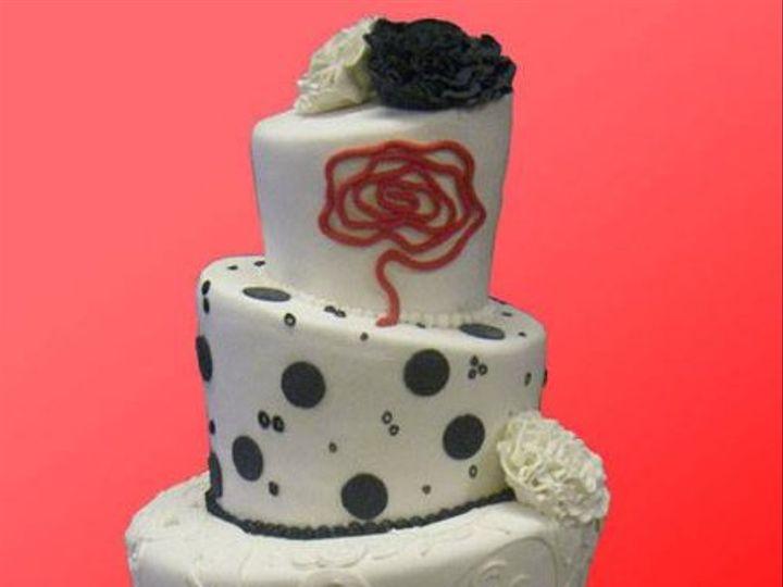 Tmx 1316386194466 Weddingcake Brooklyn wedding cake