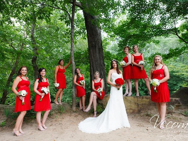 Tmx 1416667714557 Bride And Bridesmaids Snellville, GA wedding venue