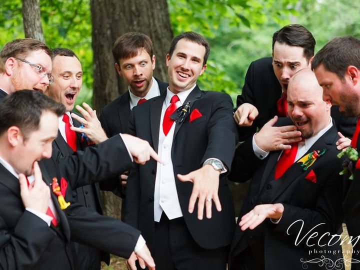 Tmx 1416667804861 Groom And Groomsmen Pose 2 Snellville, GA wedding venue