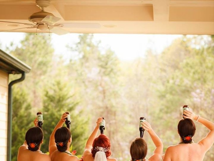 Tmx 1416669390343 Bridesmaids Drinking Snellville, GA wedding venue