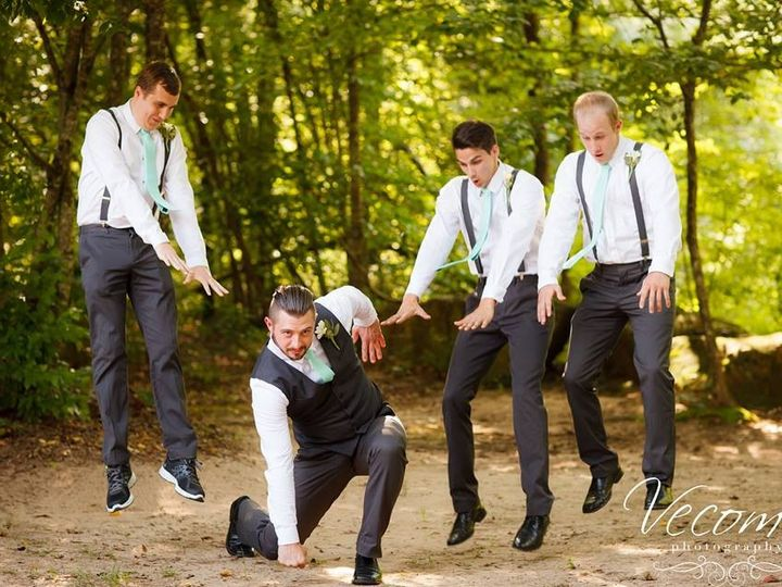 Tmx 1416669397588 Funny Groom And Groomsmen Picture Snellville, GA wedding venue