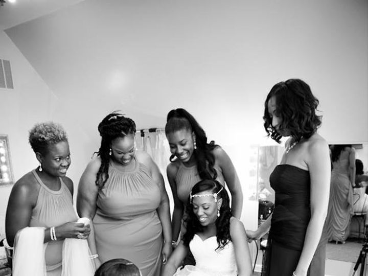 Tmx 1475624162500 Bride Getting Ready Snellville, GA wedding venue