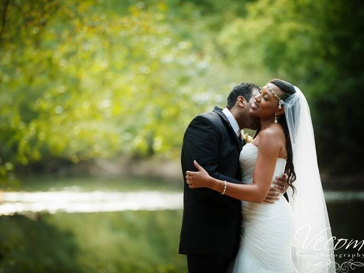 Tmx 1475624175478 Bride And Groom At River Snellville, GA wedding venue