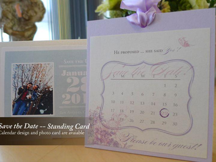 Tmx 1428191715919 Stdstand2 Temple City wedding invitation