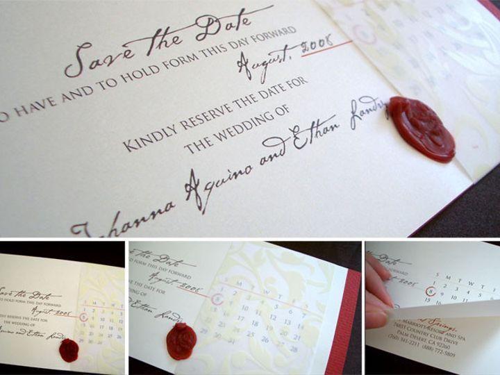 Tmx 1428191737217 Stdannable Temple City wedding invitation