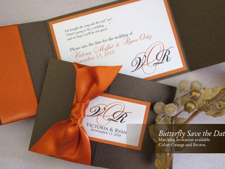 Tmx 1428191825134 Vor Temple City wedding invitation