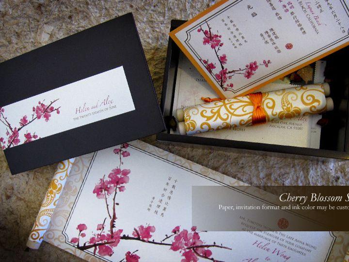 Tmx 1428192229254 Cb1 Temple City wedding invitation