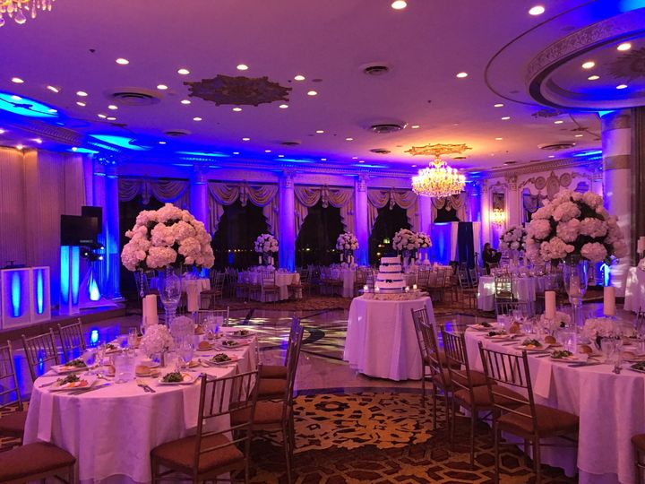 Tmx 1476925063911 A Terrace On The Park Crystal Suite Fb 100516img87 Corona, NY wedding venue