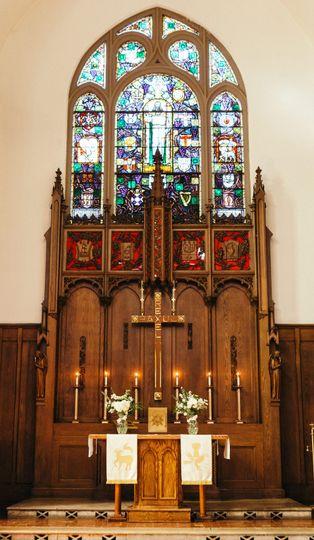 Church decors | Dorey Kronick