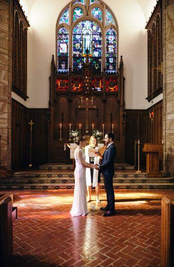 Wedding ceremony | Dorey Kronick