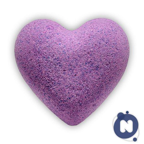 Bath bomb - hearts