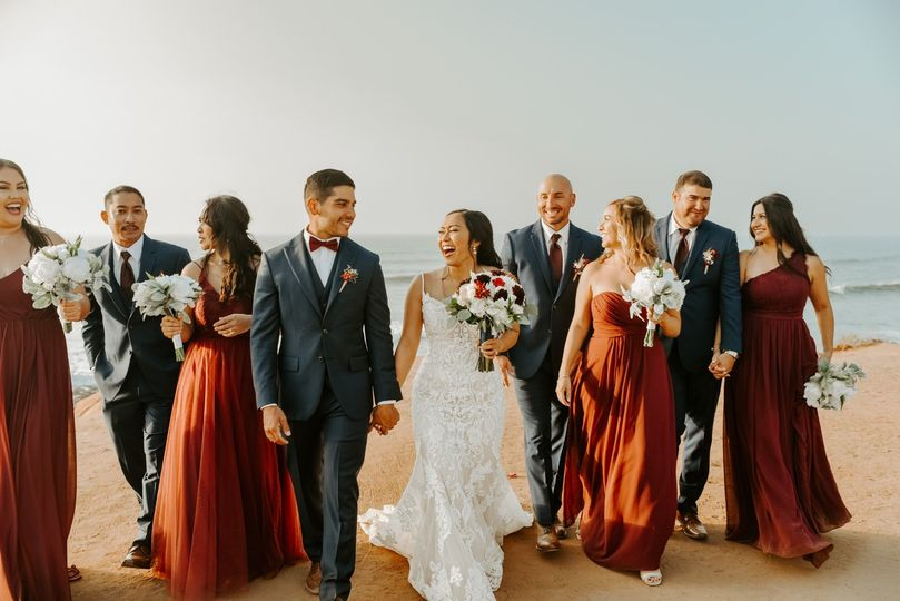San Diego, CA Wedding