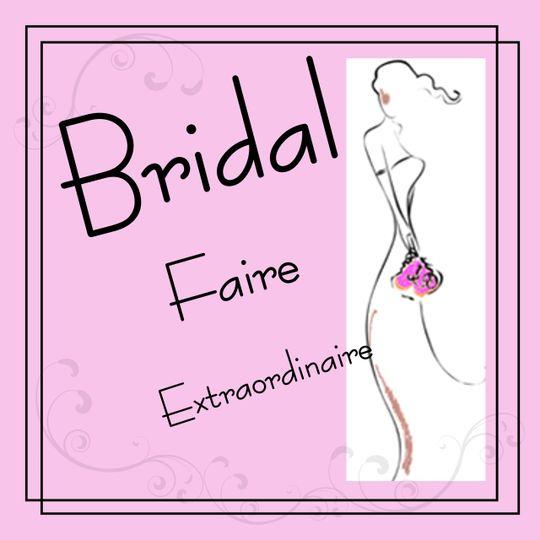 77ac48955d16a5b5 Bridal Faire Logo
