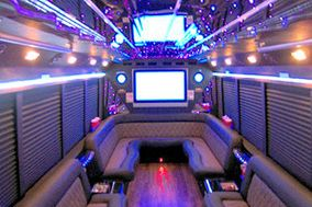 Party Bus Detroit Michigan