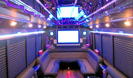 Party Bus Detroit Michigan 1