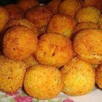 Stuffed Mini Potato Balls