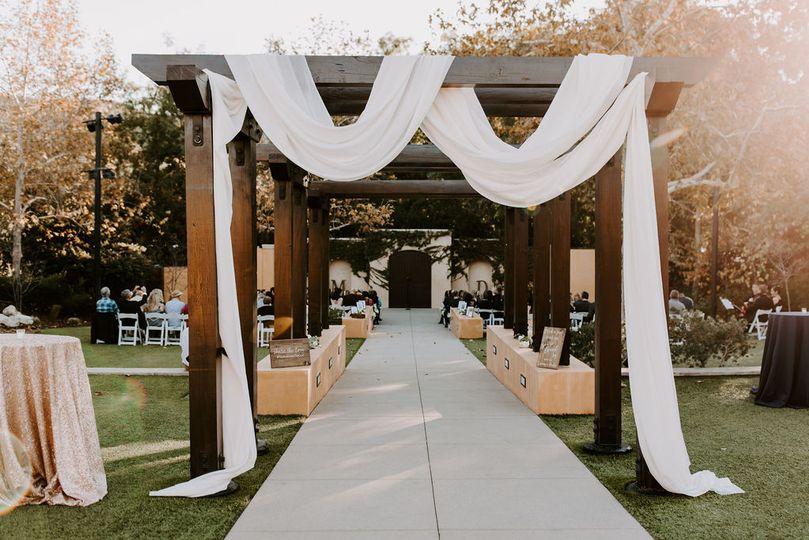Dream wedding design