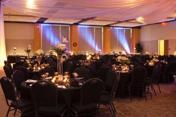 Tmx 1314409229822 IMG3701withuplightsonwindows Canton wedding venue