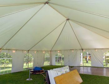 frame tent 30x40int
