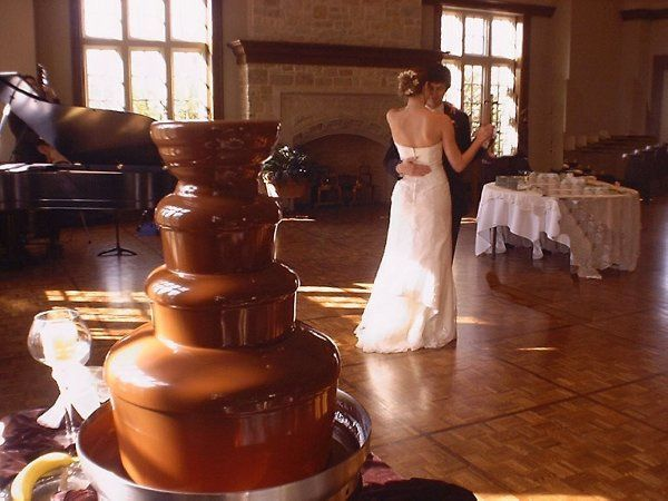 Dallas Chocolate Fountains Network Catering Ennis Tx Weddingwire