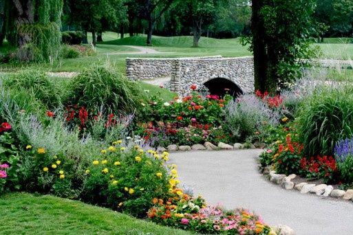 Floral gardens