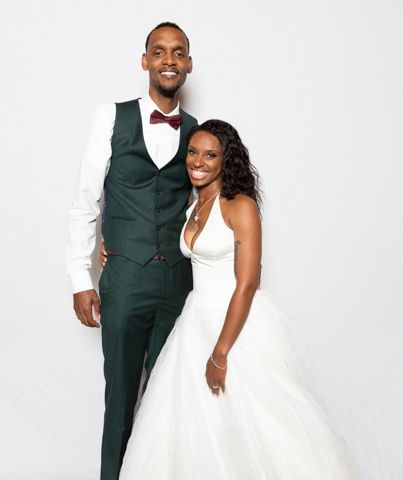 Mr and mrs moore