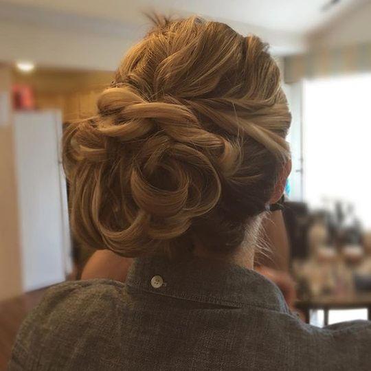 Hair: Victoria Smith