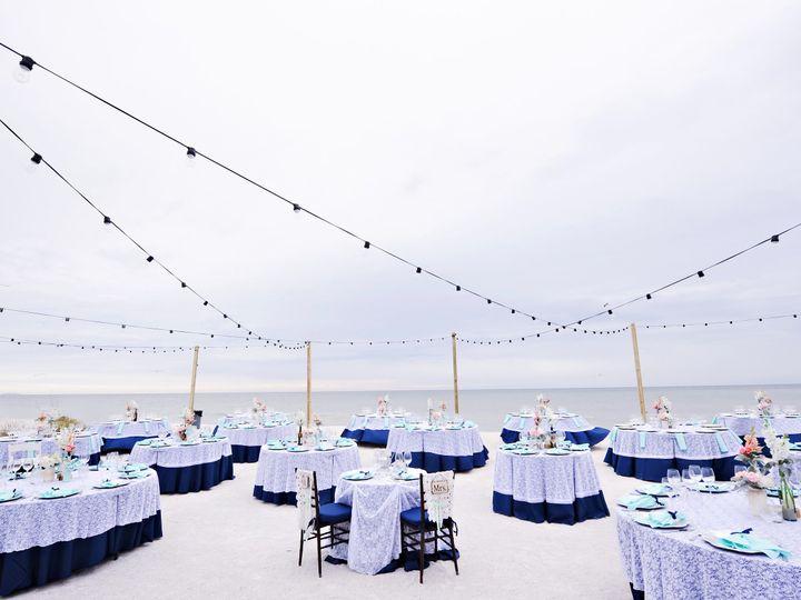 Tmx 1515597910 6de2a23b6498d8eb 1515597907 58a38f8e8f6ff979 1515597902783 13 White Blue Teal T Bonita Springs wedding catering