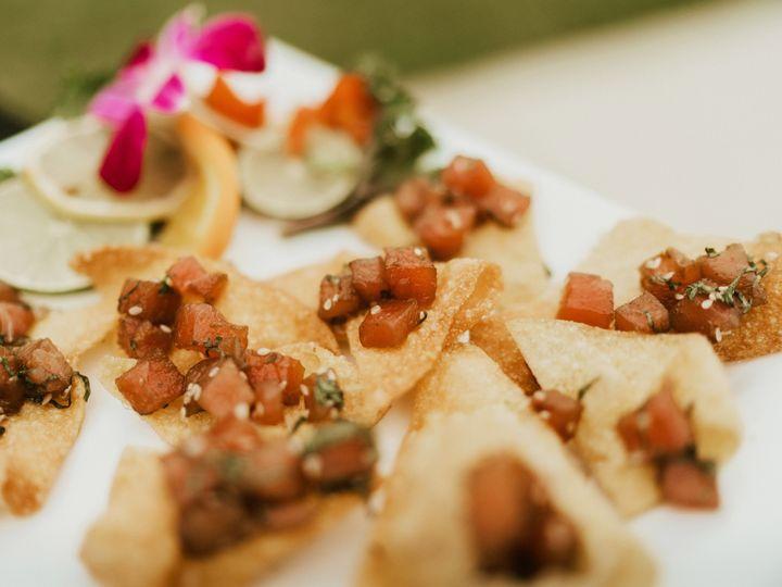 Tmx Ahi Tuna Bites 51 628225 157773563083635 Bonita Springs wedding catering