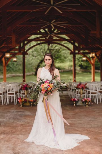 Hair and Makeup provided by Southern Sirens Gown and Accessories provided by Wedding Wonderland by...