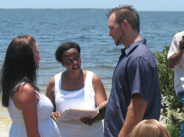 Wedding on the Beach June, '08