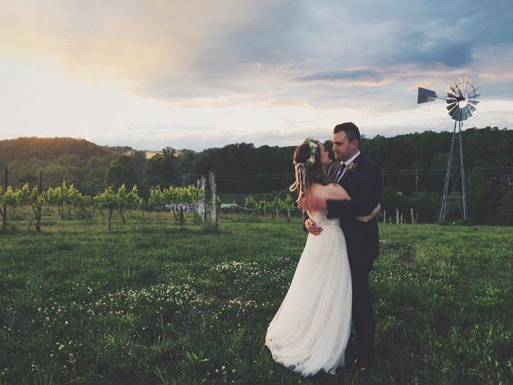 Tmx 1469847982079 Brynne And Ryan Sunset Elkin, North Carolina wedding venue
