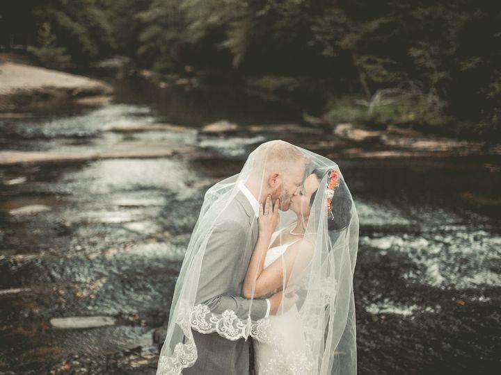 Tmx 1514066665084 Shelby And Alex Waterfall Kiss Elkin, North Carolina wedding venue