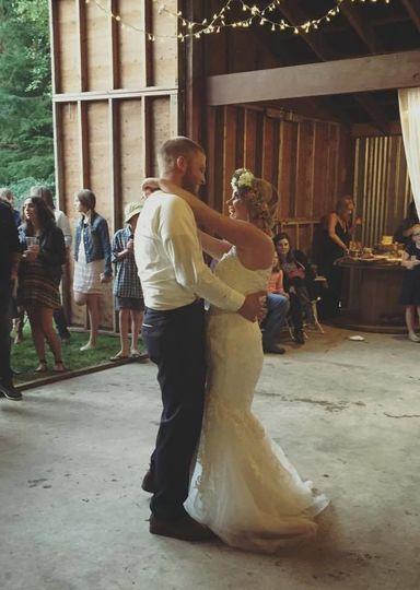 Couple dance