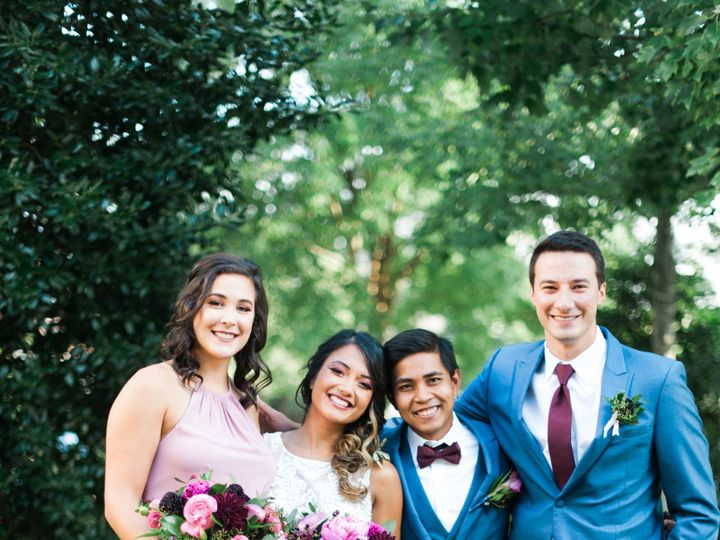 Tmx Bridal Party 51 1069225 1568666777 Raleigh, NC wedding planner