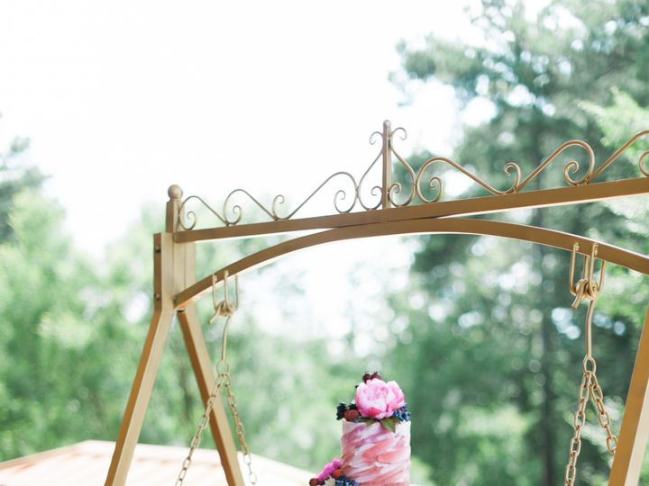 Tmx Cake Swing Pic 51 1069225 1568666810 Raleigh, NC wedding planner