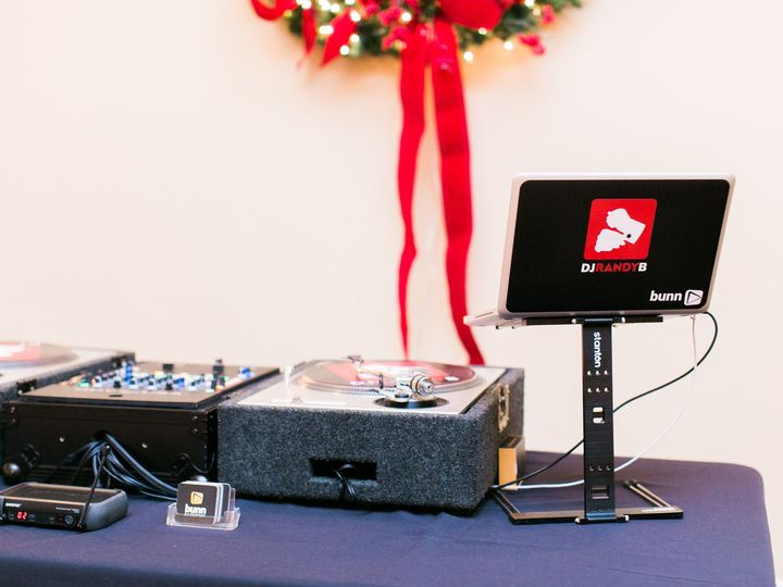 Tmx Dj Randy Set Up At Wedding 51 1069225 1559403565 Raleigh, NC wedding planner
