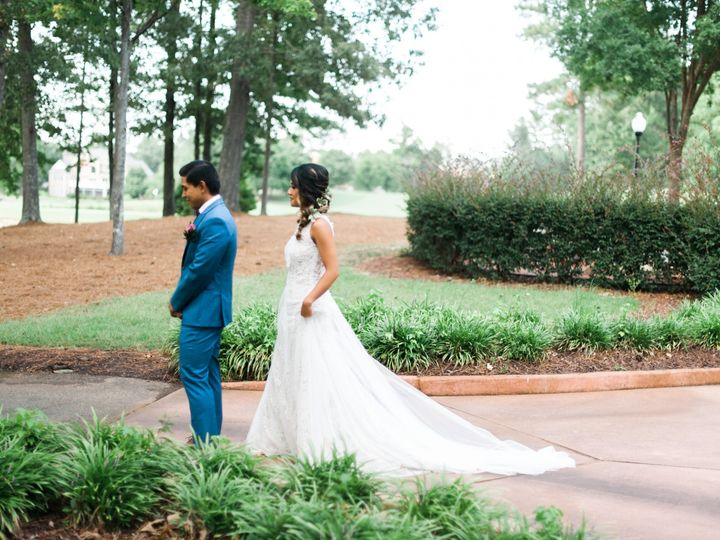 Tmx First Look 51 1069225 1568666809 Raleigh, NC wedding planner
