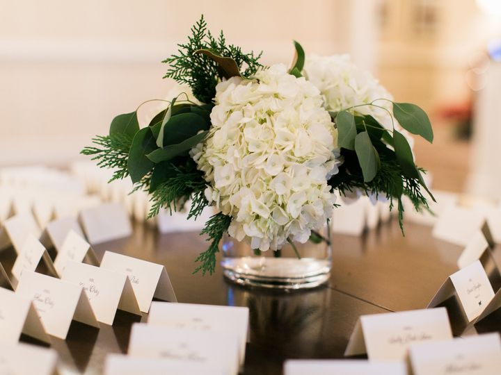 Tmx Flower And Name Cards 51 1069225 1559403565 Raleigh, NC wedding planner
