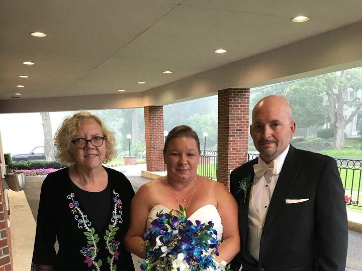 Tmx Weddings Malissa And Robert 51 1021325 Gardner, Massachusetts wedding officiant
