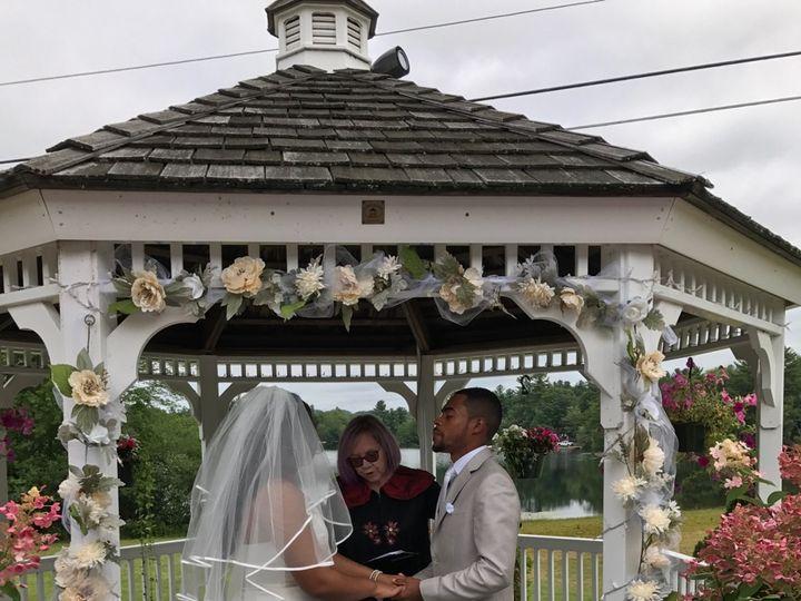 Tmx Weddings Zachette And Clayton 2 51 1021325 Gardner, Massachusetts wedding officiant