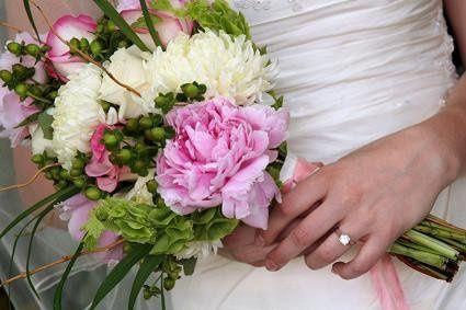 Tmx 1255985760280 Peony20Bouquet20sm1 Orlando, Florida wedding florist