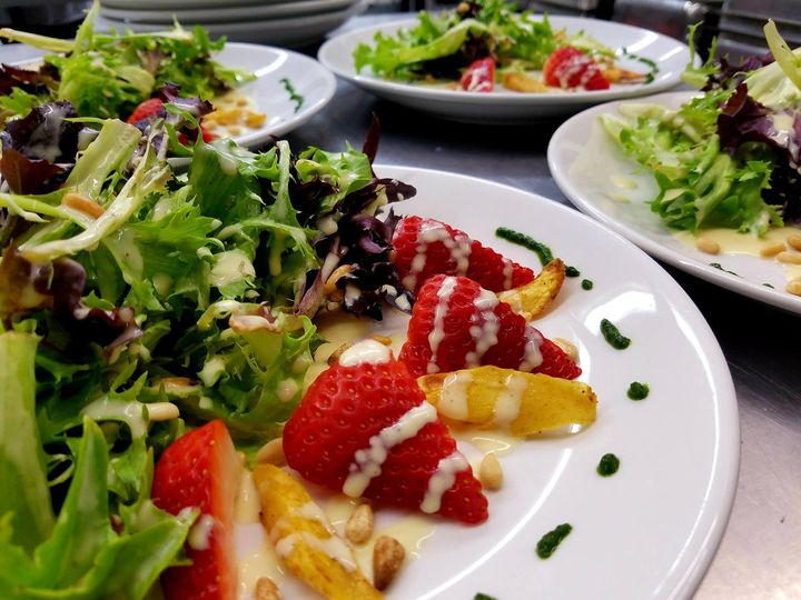 Tmx Salad 51 81325 Waukesha, WI wedding catering
