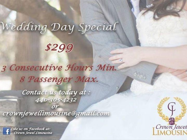 Tmx 1480184489044 Wedding Special Westlake wedding transportation
