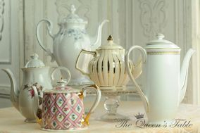 The Queens Table China Rental