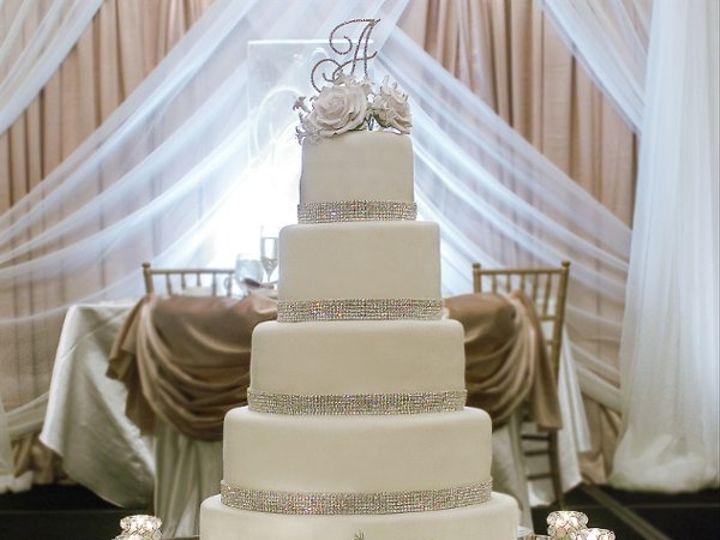 Tmx 1320636625246 CrystalCake01100111 Ann Arbor wedding cake